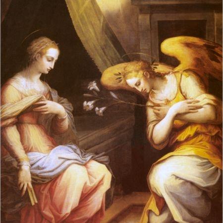 Creştinii sărbătoresc sambata Buna Vestire, denumită în popor Blagoveştenie