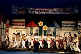 """Festivalul Internaţional de Folclor """"HORA MARE"""" ediţia a XXI-a, 01 - 04 August 2013"""