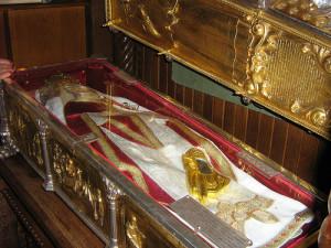 Joi, 4 septembrie la Călăraşi,procesiunea cu Sfintele Moaște ale Sfintei Mucenițe Filofteia de la Curtea de Argeș