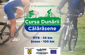 Weekend pe două roţi,27-28 septembrie,la Cursa Dunării Călărăşene
