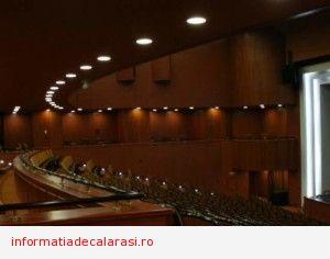 """Centrul Cultural Județean Călărași, reprogramează piesa de teatru """"Unchiul Vanea"""", programată inițial în data de 07 Octombrie"""