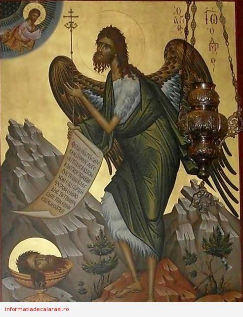 Praznicul Sfîntului Ioan încheie Sărbătorile de iarnă
