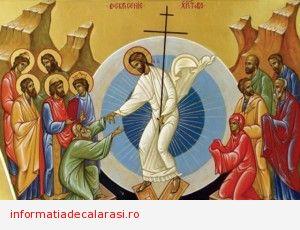 Hristos a înviat! Lumînarea adusă de la Înviere are puteri binefăcătoare