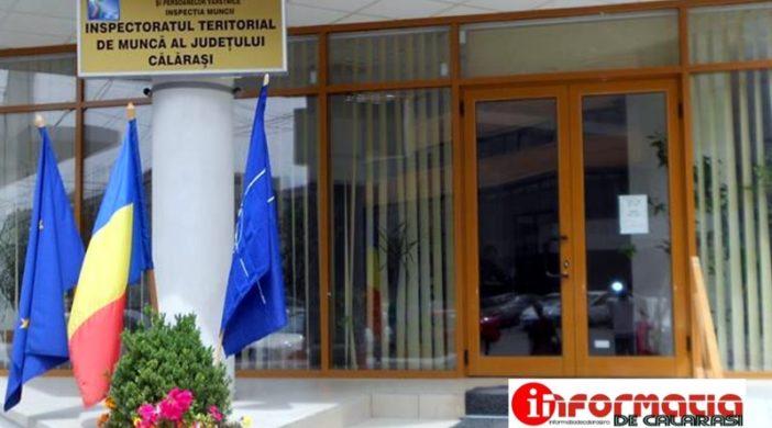Inspecția Muncii a aplicat amenzi în valoare de 300.000 de euro în cinci zile