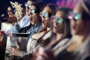 Programul Cinema 3D Călăraşi în perioada  30 septembrie – 27 octombrie 2016