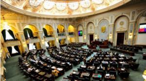 OUG 14, care abrogă ordonanţa de modificare a codurilor penale, aprobată în unanimitate de Senat