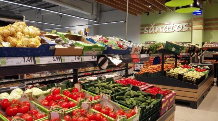 România a trecut pe deficit în balanţa alimentară